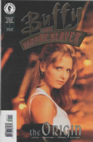 Buffy The Vampire Slayer: The Origin #1 - Gold Foil Color Edition Variant Cover